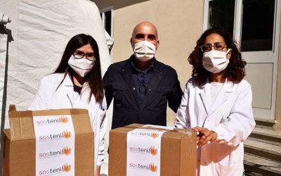 MASCHERIamoci – La consegna delle mascherine