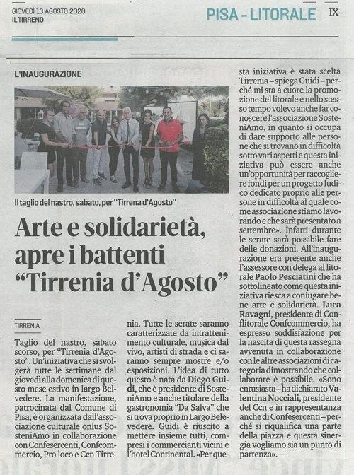 tirrenia_eventi_agosto_solidarietà